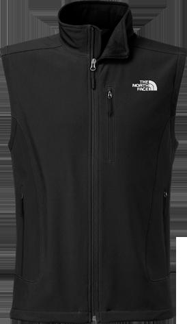 M shellrock vest black