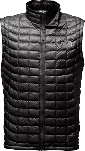M thermoball vest black