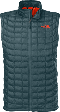 M thermoball vest blue