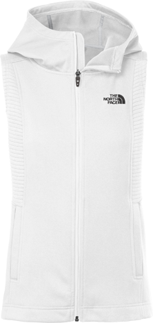 W brockton vest white grey