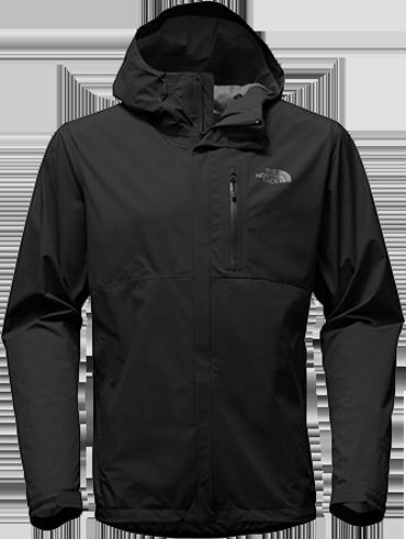 M dryzzle jacket black
