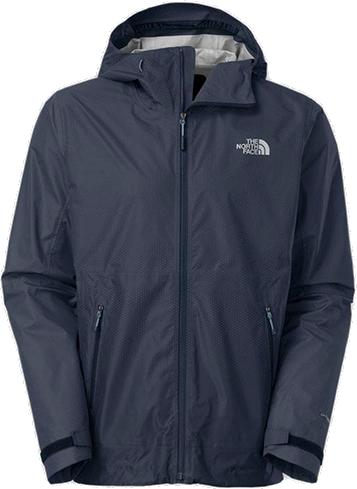 M fuseform dot matrix jacket blue