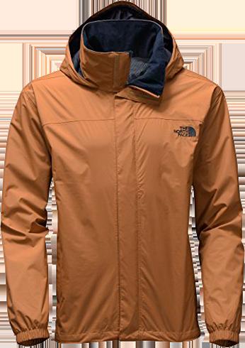 M resolve jacket dijon brown