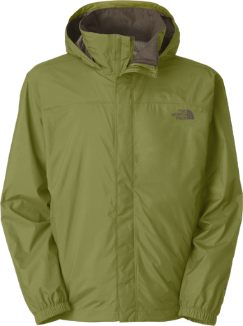 Resolve jacket green