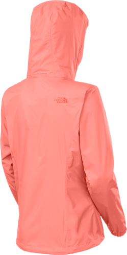 Resolve jacket neon peach