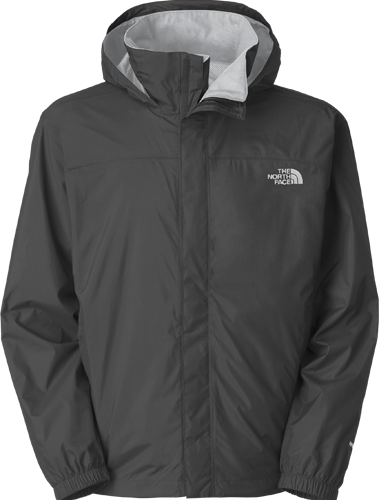 Resolve jacket rise grey