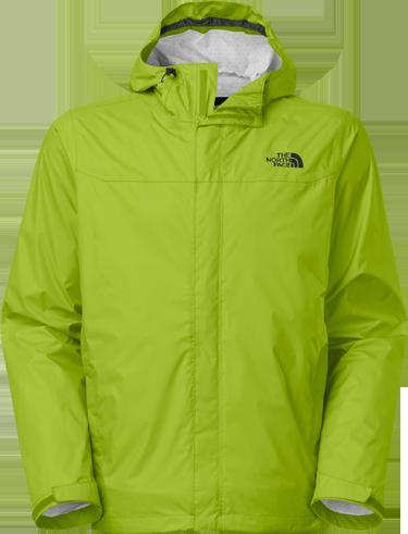 Venture jacket 2 green