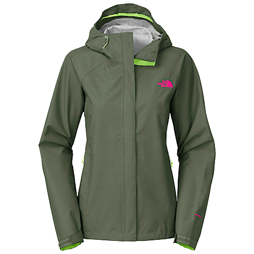 W venture jacket green ht